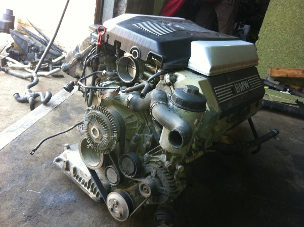 279) двигатель м60 40 bmw e-32 34 38 39 данный бмв в разборе,в хорошем техническом